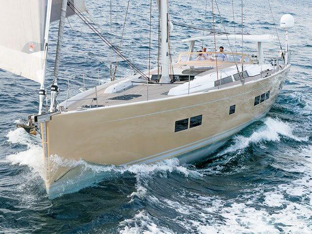 Moderne segelyachten  boot 2017: Deutschlandpremiere Hanse 675